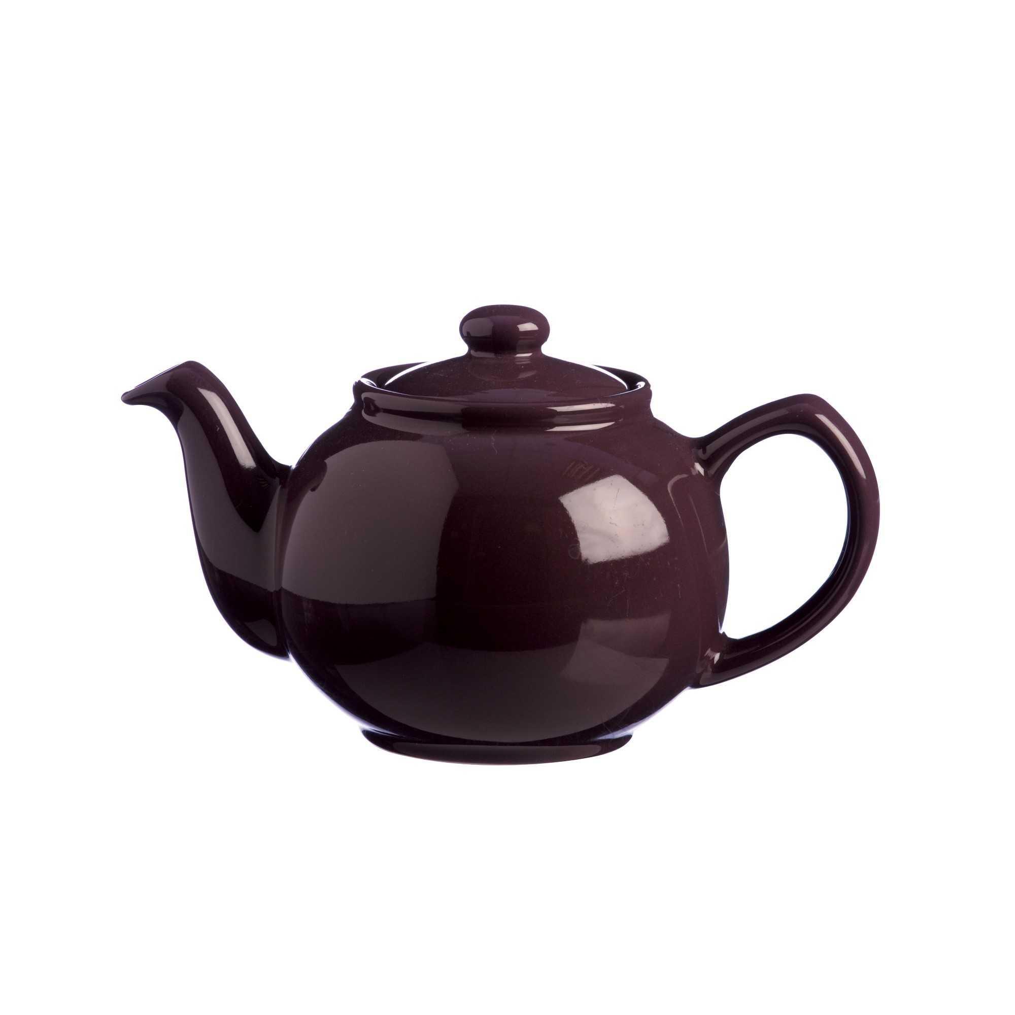 Lille tekande til to kopper te i keramik