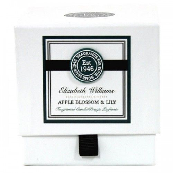 Duftlys i glas - Apple Blossom & Lily