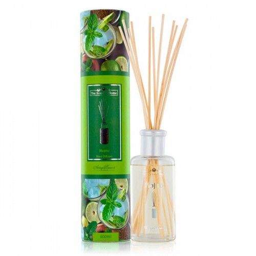 Duftpinde – Flaske med 200 ml. Mojito - The Scented Home