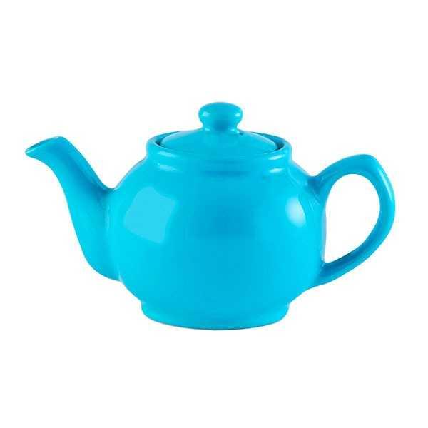 Tekande til 2 kopper te - lyseblå