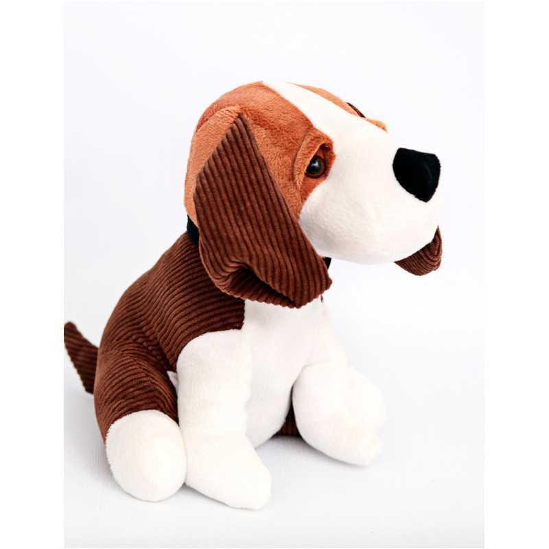 Dørstopper beagle hund i stof