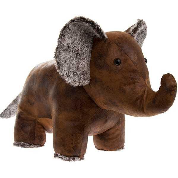 Dørstopper dyr - Elefant